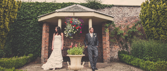 Walled Garden Sewerby Hall Weddings